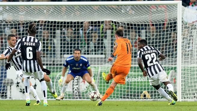 Bale fez o gol da virada do Real Madrid. (Foto: Getty)