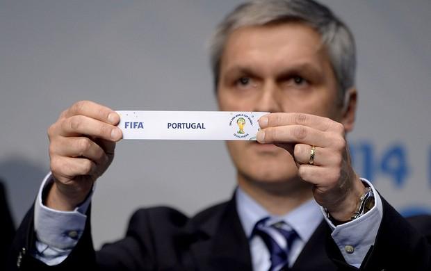 Sorteio colocou a Suécia no caminho de Portugal (Foto: AFP)