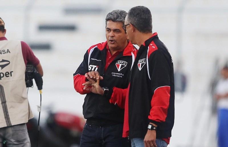 Ney Franco não é mais treinador do São Paulo. ( Foto: Rubens Chiri / saopaulofc.net)