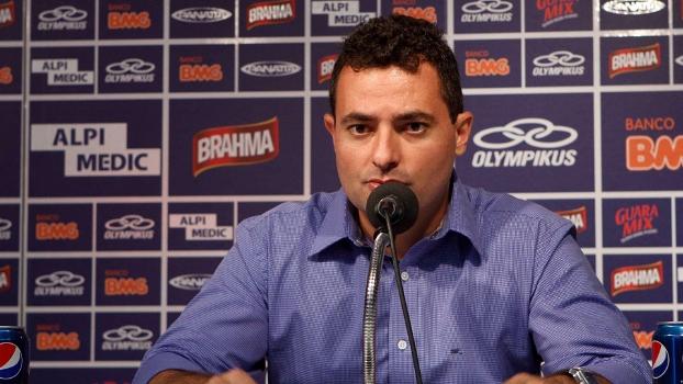 Alexandre Mattos será o novo diretor de futebol do Palmeiras. (Foto: Gazeta Press)