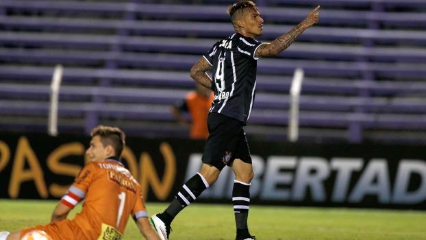 Sempre ele, Guerrero decide. (Foto: Reuters)
