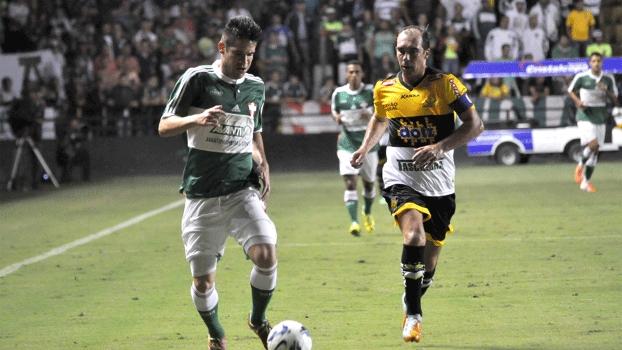 Marcelo Oliveira acompanhado pelo eterno Paulo Baier. (Foto: Gazeta Press)