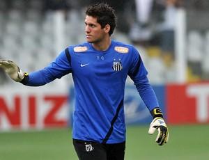 Rafael está próximo do futebol italiano. (Foto: divulgação / Santos)
