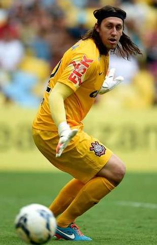 Cassio levou 5 gols no Maraca. (Foto: Buda Mendes / Getty Images)