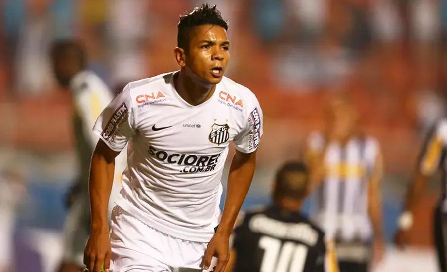 David Braz comemora seu segundo gol marcado na partida. (Foto: Wagner Carmo/Vipcomm / Divulgação)