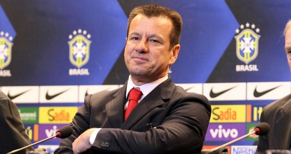 Dunga reassume o cargo de técnico da seleção brasileira após quatro anos. (Foto: Julio Cesar Guimarães/UOL)