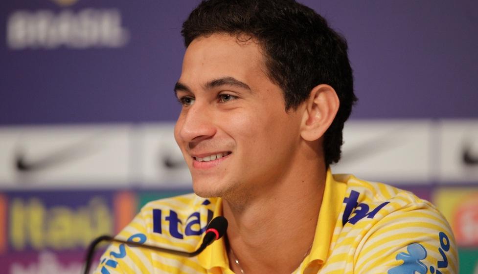 GAnso retorno e fez sua primeira partida oficial em 2015. (Foto: Rubens Chiri).