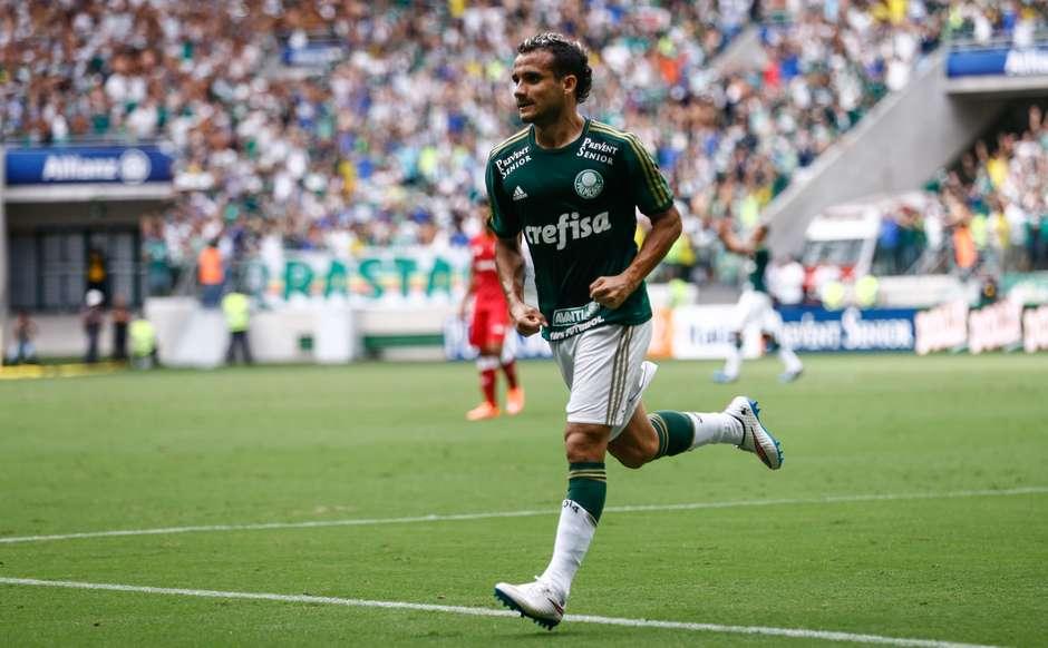Maikon Leite perdeu um gol feito, mas deixou sua marca. Foto: Leandro Martins / Futura Press