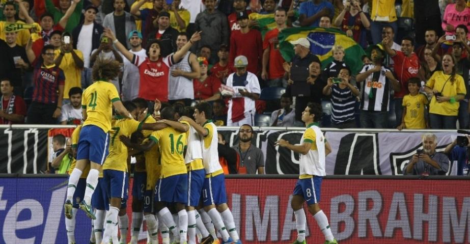 Brasil domina Portugal e vence de virada amistoso nos EUA (Foto: Mowa Press)