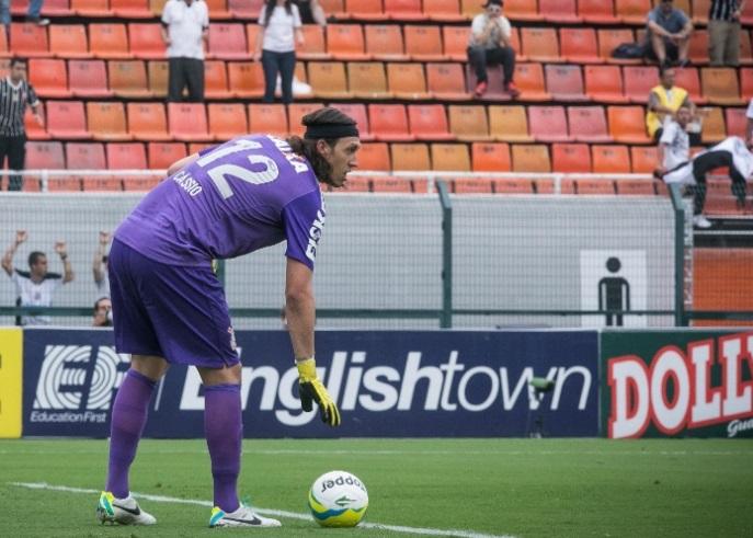 Cassio voltou como titular no gol do Corinthians e fez boas defesas. (Foto: Rodrigo Capote/UOL)