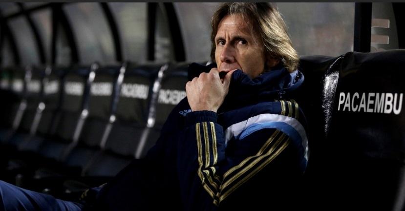 Treinador ficou a frente do Palmeiras de Julho/14 até Setembro/14.