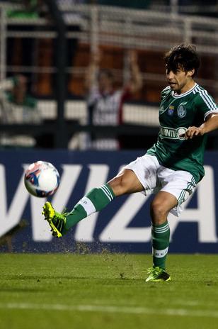Valdivia foi o grande destaque do Palmeiras. Foto: Bruno Santos / Terra