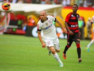 Empate no Barradão foi ruim para as duas equipes. Foto: Edson Ruiz / LANCEPress