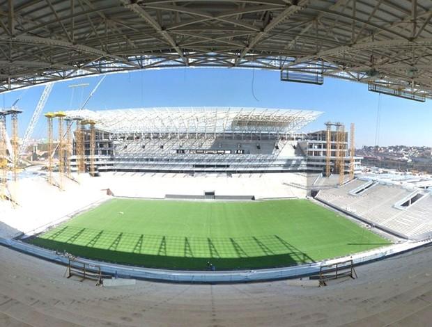 Corinthians fará sua estreia em sua casa, logo mais diante do Figueirense. (Foto: Divulgação)