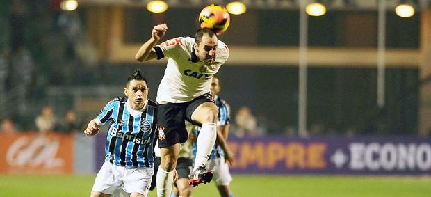 Danilo teve boa movimentação na primeira etapa. (Foto: Marcos Riboli)