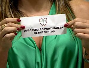 """""""Assossiação"""",, assim não pode FPF. (Foto: Reprodução)"""