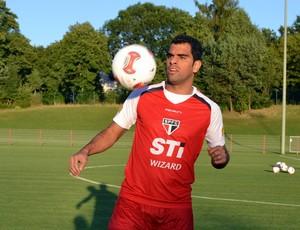 Maicon deve ser o titular neste sábado contra o Vitória. (Foto: Saopaulonet)