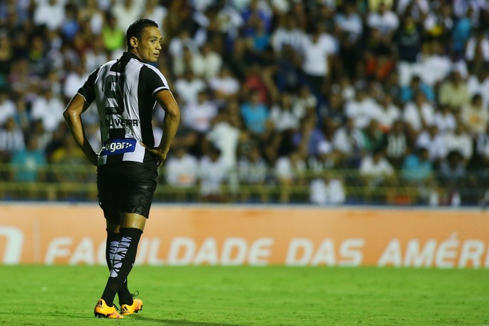 Ricardo Oliveira segue prestigiado com Dunga. (Foto: Gazeta Press)