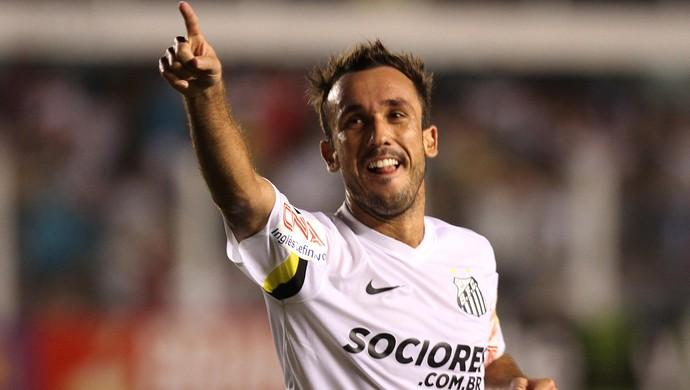 Thiago Ribeiro comemora gol diante do Oeste. (Foto: Futura Press)